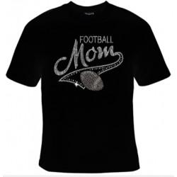 Football Mom Rhinestones