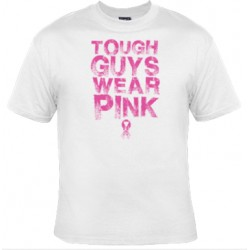 Tough Guys Wear Pink Tee (Short/Long Sleeves)