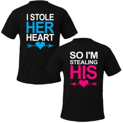 Stole Her Heart/Stealing His Set