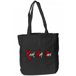 Rock Her Tees Tote Bag