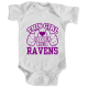 This Girl Loves Her Ravens Onesie