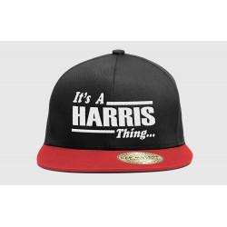 Harris-Smallwood Reunion 2-Tone Snapback Cap