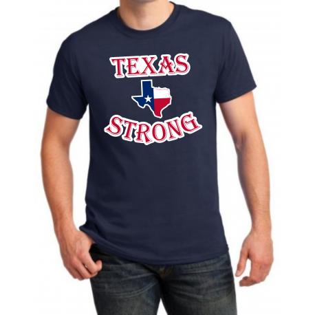 Texas Strong Unisex T-Shirt