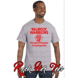 Walbrook Warriors: Long Live Mr. Pope
