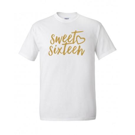 Sweet 16 Tee (Short Sleeve)