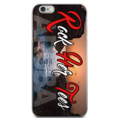 Pretty Girls Rock iPhone Case