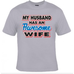 Awsome Wife Tee