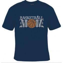 Basketball Mom Tee (Short/Long Sleeves)